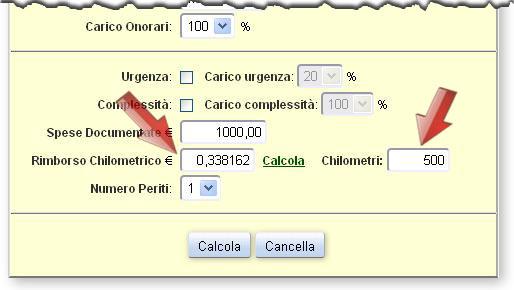 Calcolo costo atto notarile elegant spese notarili for Costo notaio acquisto casa
