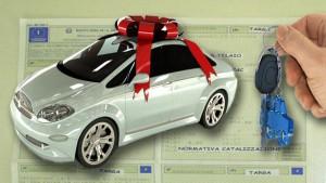 I dati del PRA hanno valore solo presuntivo ai fini della prova della proprieta' di un veicolo