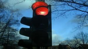 Passaggio con il rosso rilevato con T-Red ed onere della prova del malfunzionamento