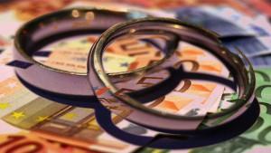 Quantificazione dell'assegno di mantenimento all'ex coniuge che lavora in nero