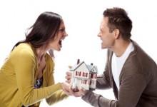 Divorzio e assegnazione parziale della casa familiare all'ex coniuge non collocatario.