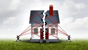 Importo dell'assegno divorzile e casa coniugale