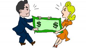 Revoca giudiziale dell'assegno di mantenimento e ripetibilità delle somme versate all'ex