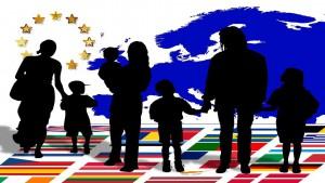 Corte di Giustizia Europea: normativa italiana in materia di assegni familiari e principio di parità di trattamento.