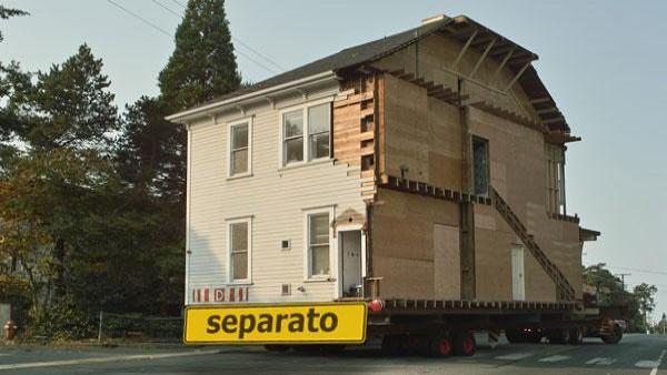 Separazione coniugi: quando � possibile l'assegnazione parziale della casa.