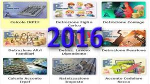 Dichiarazione dei redditi 2016: le scadenze e le applicazioni di calcolo