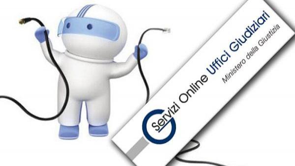 PCT: interruzione programmata dei servizi a luglio.