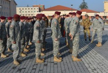 Personale militare: il trasferimento d'autorità
