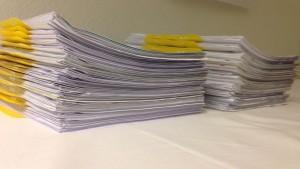 Disconoscimento di un documento prodotto in copia: requisiti di efficacia.
