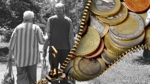 Pignoramento della pensione: il quinto va calcolato sull'importo lordo o netto?
