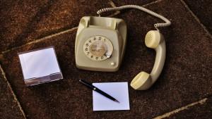 Un guasto alla linea telefonica non lede alcun diritto fondamentale della persona.